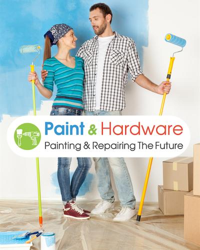 ร้านขายสีออนไลน์ เพ้นท์ แอนด์ ฮาร์ดแวร์ - Paint and Hardware