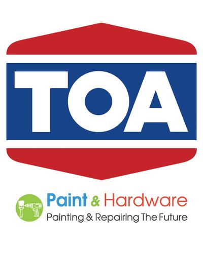สีทีโอเอ สี TOA มั่นใจ Paint and Hardware