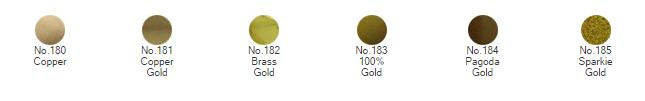 สีสเปรย์ KT GOLD EFFEKT