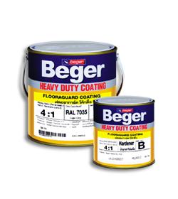 Beger FlooraGuard Coating