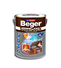 Beger SuperDeck