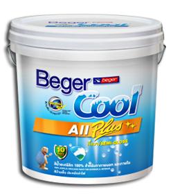 BegerCool All Plus Semi-gloss