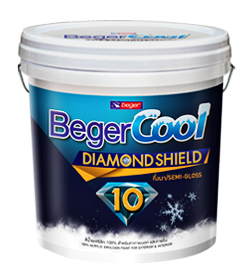 BegerCool DiamondShield 10