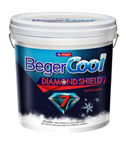 BegerCool DiamondShield 7 for Exterior