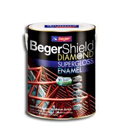 BegerShield Diamond Supergloss Enamel
