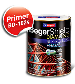 BegerShield Diamond Supergloss Enamel Primer #BD-1024