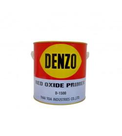 รองพื้นกันสนิม DENZO RED OXIDE PRIMER D-1500