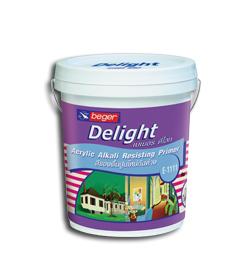 Delight Alkali Resistance Primer for Exterior E-1111