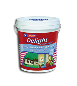 Delight Alkali Resistance for Interior I-2222
