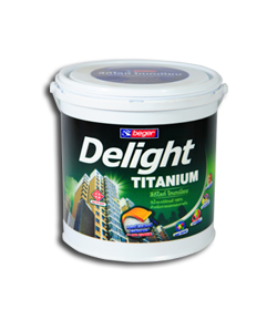Delight Titanium for Exterior