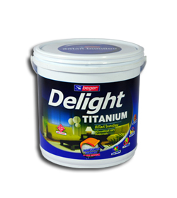Delight Titanium for Interior