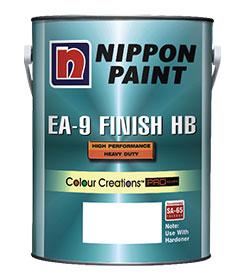 นิปปอนเพนต์ อีเอ9 ฟินิช Nippon Paint EA-9 Finish