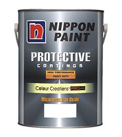 นิปปอนเพนต์ ไมกาเซียส ไอออน ออกไซด์ (เอ็ม ไอ โอ) Nippon Paint Micaceous Iron Oxide (MIO)