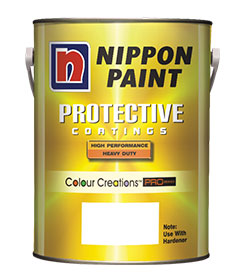 Nippon Paint PU Recoatable Finish นิปปอนเพนต์ โพลียูรีเทน รีโค้ทเอเบิล ฟินิช