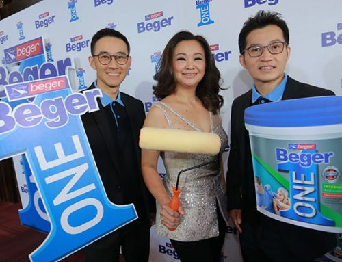"""""""เบเยอร์"""" ตอกย้ำผู้นำนวัตกรรมสีรักษ์โลก ทุ่มงบ 200 ลบ. เปิดตัว """"สีเบเยอร์ วัน"""" ปฎิวัติวงการสีเมืองไทยด้วยสีสำเร็จรูปสูตรเข้มข้น ทาเที่ยวเดียวจบโดยไม่ต้องรองพื้น ดึงสาวมั่น """"เจนนิเฟอร์ คิ้ม"""" นั่งแท่นพรีเซ็นเตอร์คนแรก!!"""