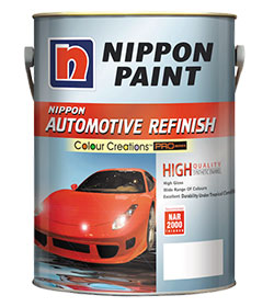 นิปปอนเพนต์ ออโต้โมทีฟ รีฟินิช Nippon Paint Automotive Refinish