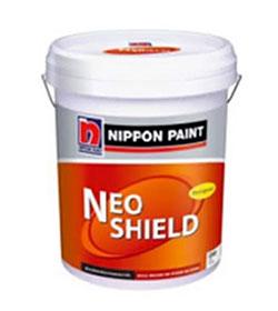 สีนิปปอน นีโอชิลด์ อัลตร้าพรีเมี่ยม สีน้ำอะครีลิคแท้ 100 %