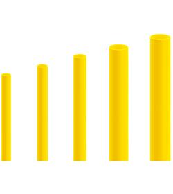 ท่อร้อยสายไฟสีเหลือง