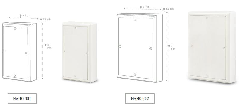 Nano 301 Nano 302