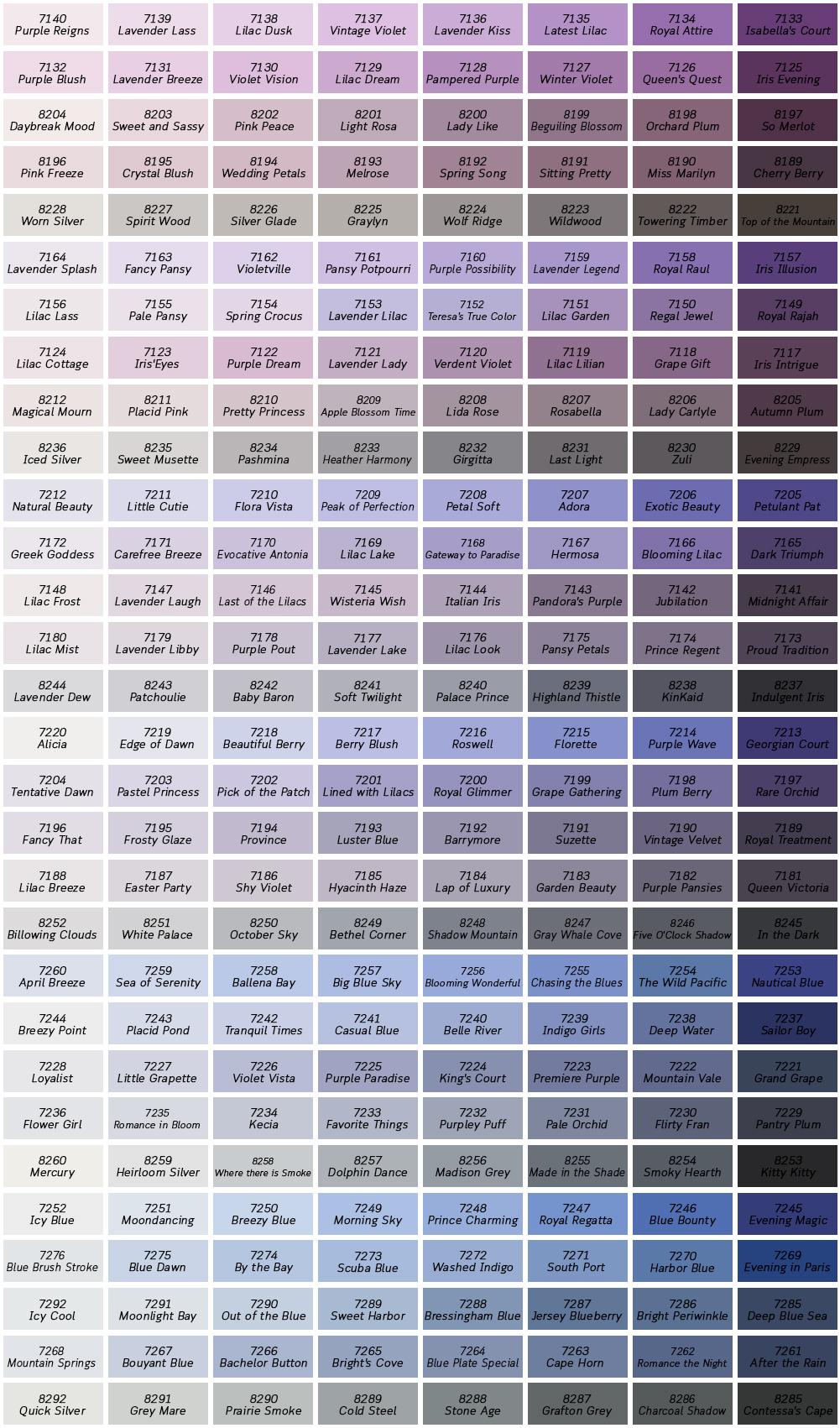 purple-tone