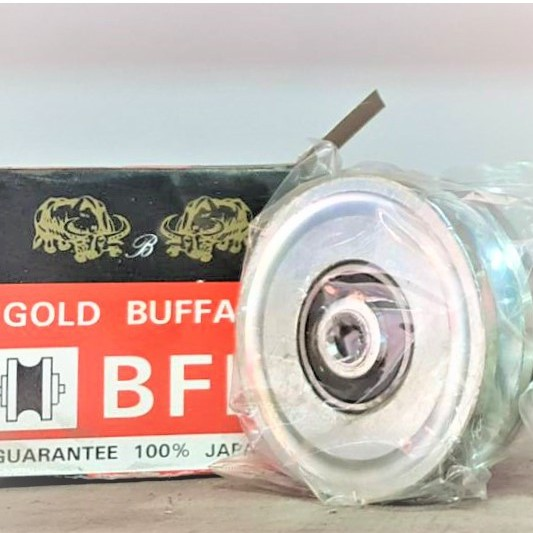 Gold Buffalo ล้อประตูรั้วเหล็กเหนียวลูกปืนญี่ปุ่น ล้อรางประตู